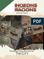 [D&D 4.0] Dungeon Tiles Master Set - The City.pdf