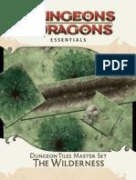 [D&D 4.0] Dungeon Tiles Master Set - The Wilderness