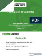 1. Herramientas de Facilitacion Al Comercio Mcit