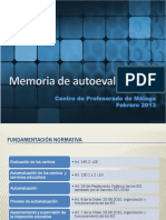 03-Memoria Autoevaluacion DFEIE