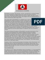 Introduction To Reichsfolk
