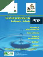 SPILLSORB - Brochure Español