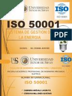 ISO 5001 SGEn
