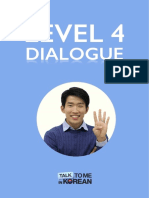 TTMIK Level 4 Dialogue
