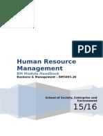 BM5003 handbook 2015-16(1)