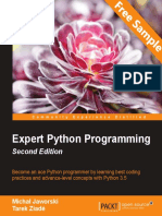 Expert Python Programming - Second Edition - Sample Chapter