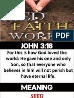 Seed Faith Works by PTRA. ESTHER 050116
