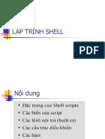 Lap Trình Shells