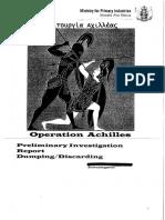MPI Operation Achilles 2
