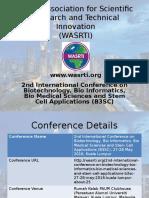 Wasrti- B3SC.ppt