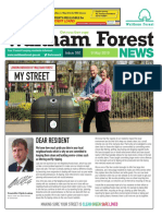 Waltham Forest News 9th May 2016