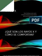 Equipo 1. Introducción rayos X