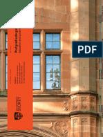 PG Coursework Guide Sedney University