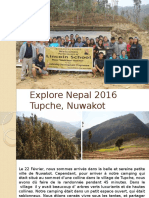 explore nepal - french
