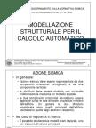 2 Modellazione Strutturale Fiopa
