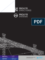 ProlyteStructures and ProlyteSystems Brochure 2016