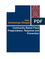 Region9 Siay - Community Based Flood Preparedness, Response and Prevention