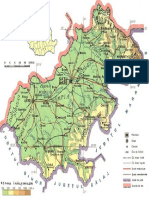 Harta Judetul Satu Mare