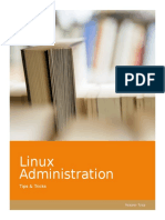 Linux Administration (Tips & Tricks)