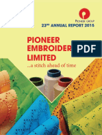 23rd Annual Report 2015