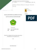 Makalah Sistem Klasifikasi Massa Batuan dengan Metode RMR (Rock Mass Rating).pdf