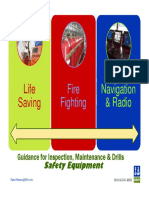 DNV Safety Equipment Guide