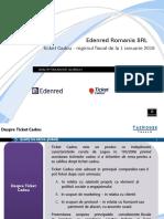 Regim Fiscal Ticket Cadou 2016 Edenred 430