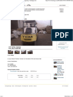Forklift TCM - Kendaraan Lain dijual Banten - Tangerang - berniaga.pdf