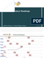 Gemcom Product Roadmap