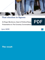 The Election in Numbers - Roger Mortimore, MORI