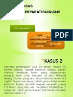 KASUS 2 HIPOPARATIROIDISME