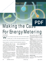 Making the Case for Energy Metering