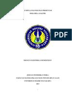 Booklet PPT Mekanika Analitik