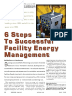 6 Steps to Successful Facility Energy Management