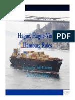 17. Hague Haguevisby and Hamburg