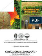 Cernoziomurile Moldovei - evolutia, protectia si restabilirea fertilitatii lor