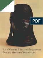 Art of Oceania, Africa