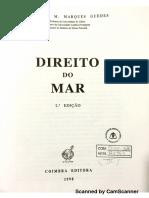 Direito Do Mar - Armando Guedes