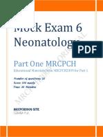 Neonatology Mock Exam 6.pdf