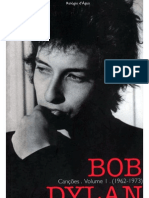 Bob Dylan - Canções - Volume 1
