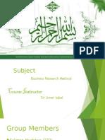 Presentation on Hazrat umer Farooq R.A