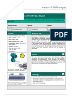 MeasurIT Flexim ADM8027 Application Glycol 0809