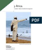 Dossier de la Exposición 'Walking Africa' de Fernando Egiluz