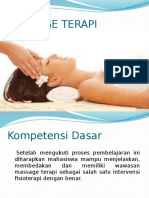 Massage Terapi