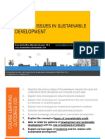 Main Elements in Sustainable Development