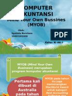PPT MYOB AK