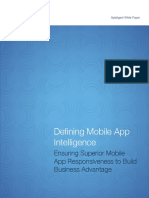 Apteligent White Paper Defining Mobile App Intelligence