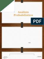 analisis probabilistico