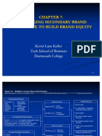 35784882 Chapter 7 Leveraging Secondary Brand Associations to Build Brand Equity