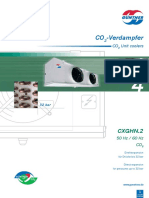 Guentner CXGHN Data Sheet de En